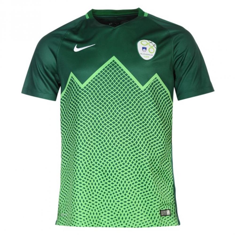 slovenia 2016 2017 nike away football kit