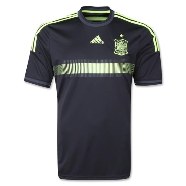 2014 15 spain away world cup football shirt kids g85347 for Spain polo shirt 2014