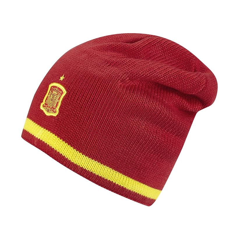2016-2017 Spain Adidas Beanie Hat (Red)