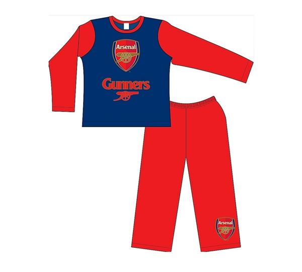 Arsenal Boys Toddler Long Leg Pyjama (18/24)