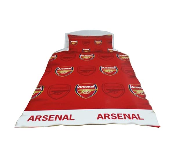 Arsenal Single Duvet
