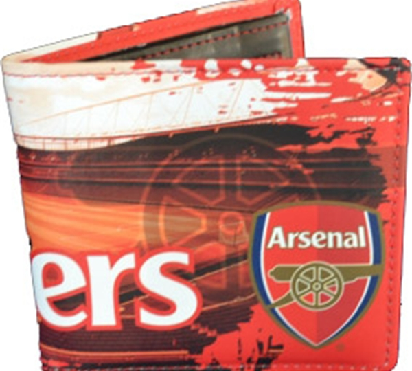 Arsenal Colour Wallet