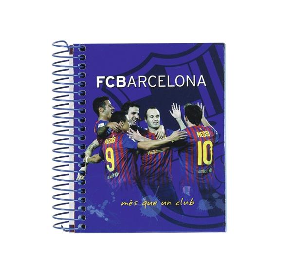Barcelona A7 Notebook 100 Sh-511225099