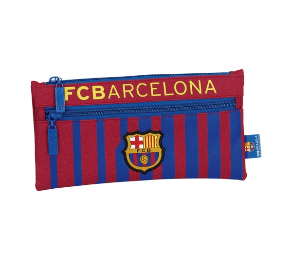 Barcelona Pencil Case With Two Zippers-811225029