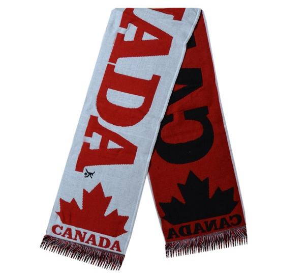 Canada Acrylic Scarf-2
