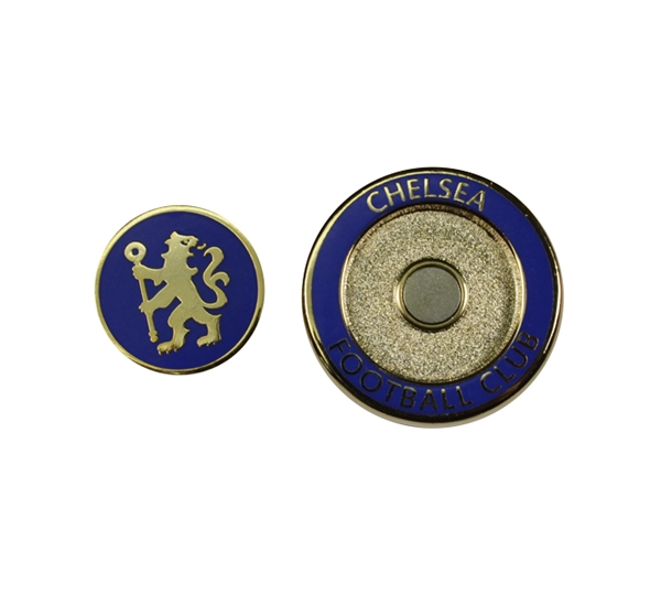 Chelsea Golf Ball Duo Marker
