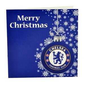 Chelsea Xmas Cards (baubles)