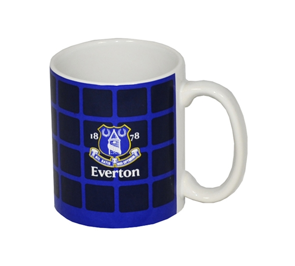 Everton Plaza Mug