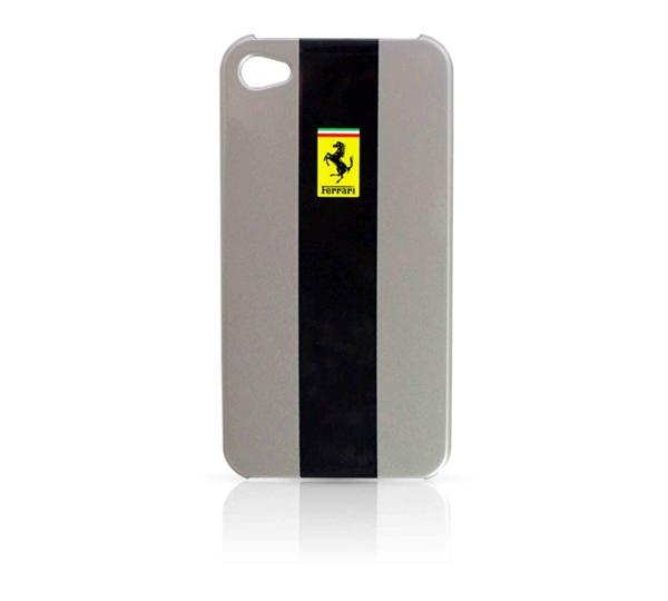 Ferrari Hard Case Iphone 4-4s Metallic