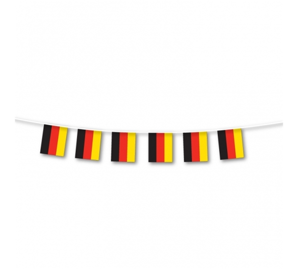 Germany Small Flag Bunting