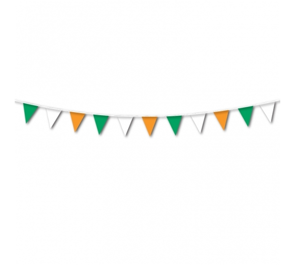 Ireland Coloured Pennant Bunting
