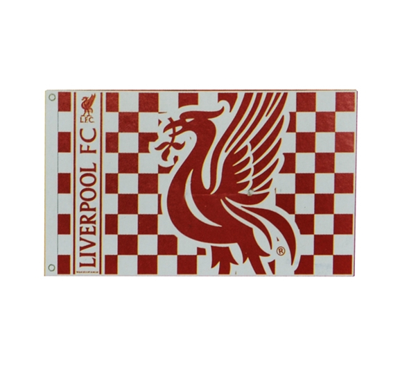 Liverpool Checked Flag