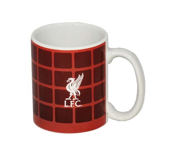 Liverpool Plaza Mug
