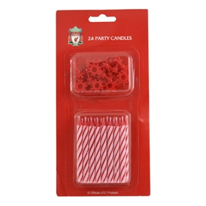Liverpool Candles