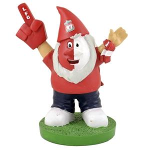 Liverpool Fan Gnome
