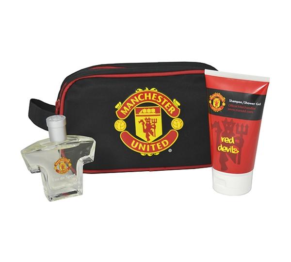 Man Utd Toiletries Gift Set