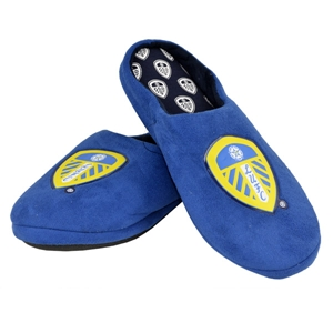 Leeds United Defender Slipper (5-6)
