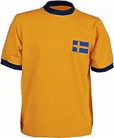 Sweden Retro Shirt