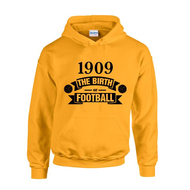 Borussia Dortmund Birth Of Football Hoody (yellow)