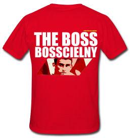 The Boss Bosscielny T-Shirt (Red)
