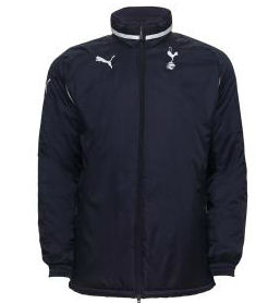 2011-12 Tottenham Puma Coach Jacket