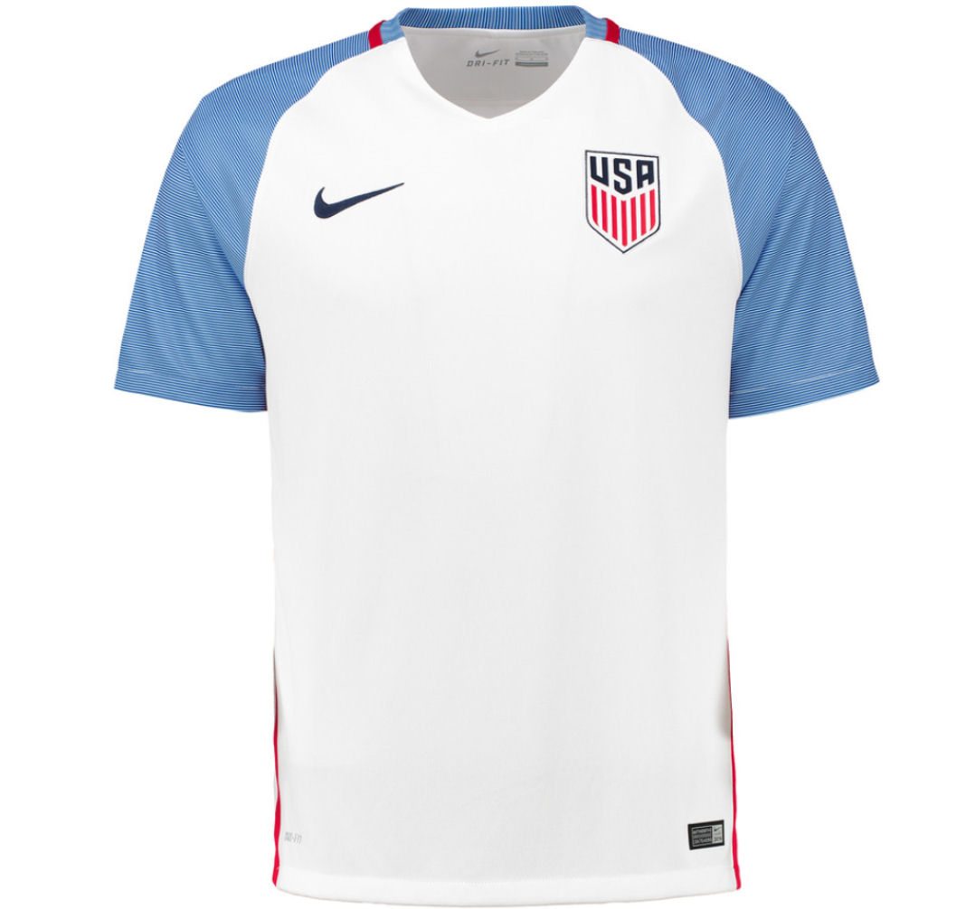 Us soccer shirts 2017 ladies sweater patterns for Cheap football shirts sports direct