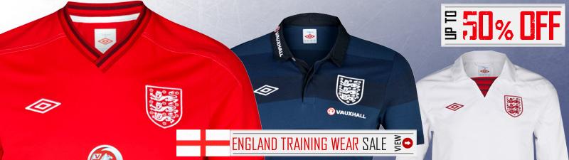 England Sale