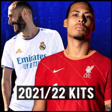 2021/22 Kits