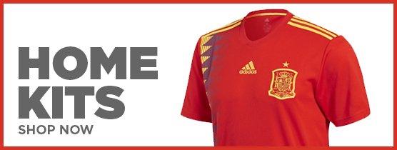 006aba75f Spain Football Shirts