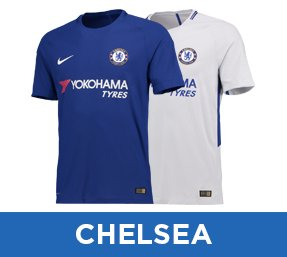 cheaper b9b37 1e9b2 Premier League Football Shirts & Kits at UKSoccershop.com