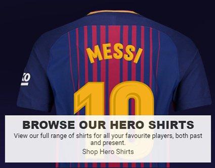 Hero Shirts