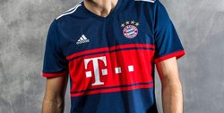Adidas 17/18 Bayern Away Kit
