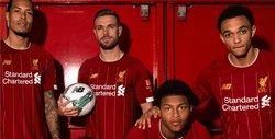 Liverpool 19-20 Shirt