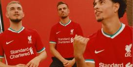 Liverpool 20-21 Shirt