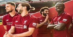 Liverpool 18-19 Shirt