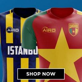 Football Shirts 628c58bc5